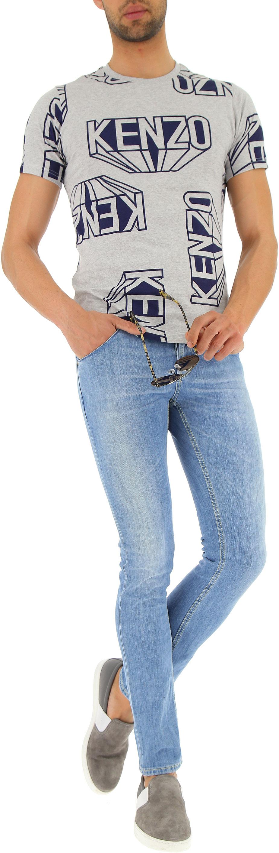 Abbigliamento Uomo Dondup, Codice Articolo: up232-ds050u-l40