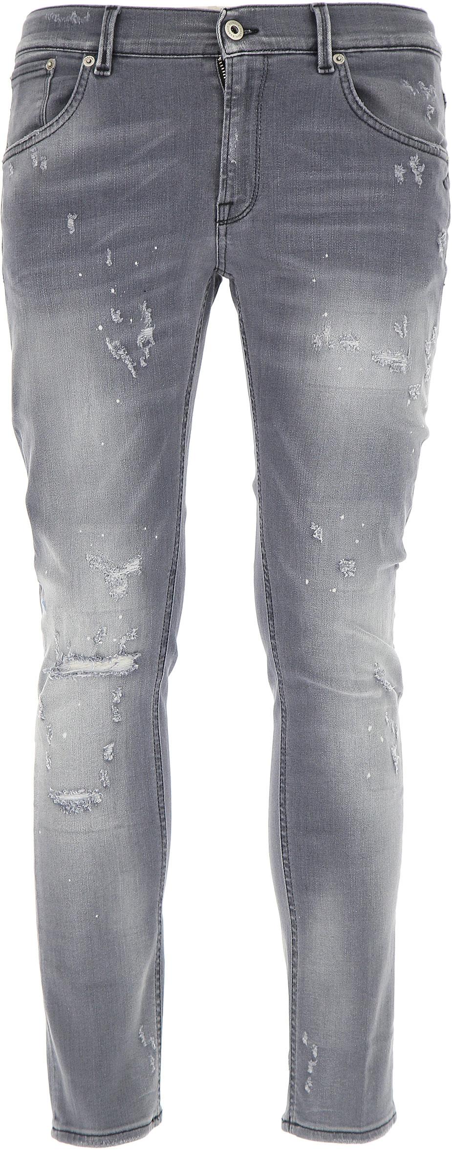 Abbigliamento Uomo Dondup, Codice Articolo: up466-ds168u-s46n