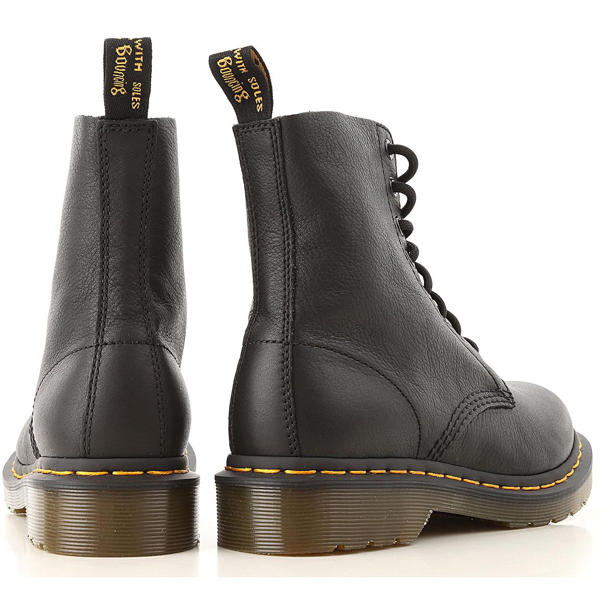 stile attraente tecnologia avanzata fashion style Womens Shoes Dr. Martens, Style code: 1460pascal-13512006-black