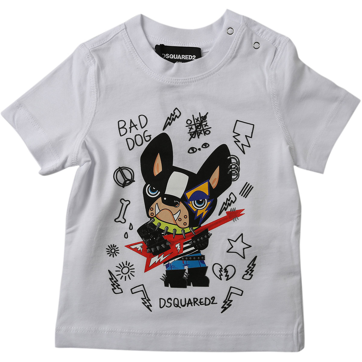 Baby Boy Clothing Dsquared2 Style Code Dq02p8 D00mm Dq100