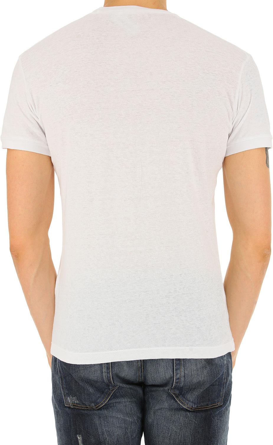Abbigliamento Uomo Dsquared, Codice Articolo: gd0642-s22507-100