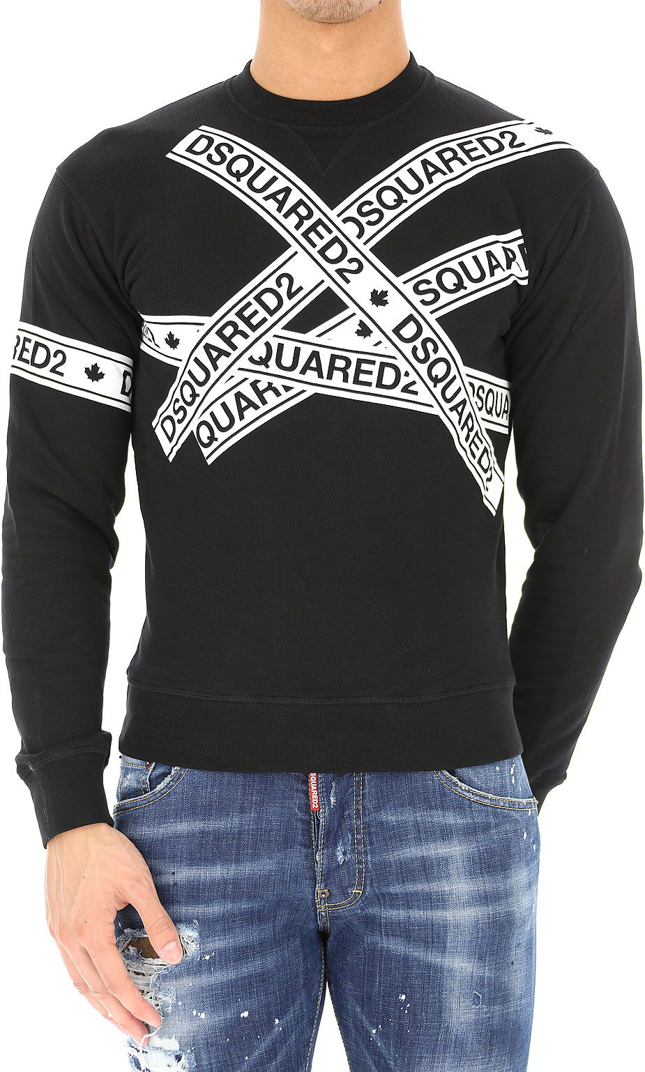 Abbigliamento Uomo Dsquared, Codice Articolo: gu0262-s25305-900