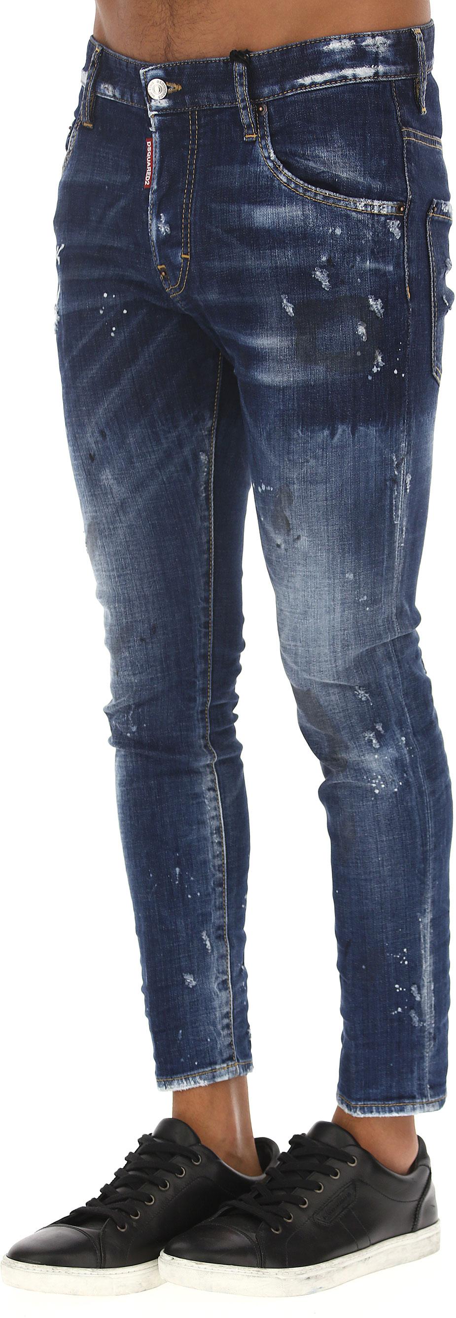 Abbigliamento Uomo Dsquared, Codice Articolo: lb0257-s30342-470