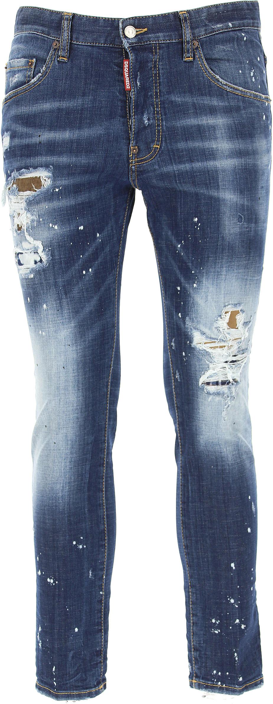 Abbigliamento Uomo Dsquared, Codice Articolo: lb0446-s30342-470