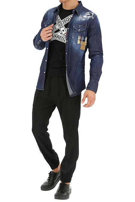 Abbigliamento Abbigliamento Uomo Uomo Dsquared Dsquared Dsquared Uomo Abbigliamento Wq4YUR1nR