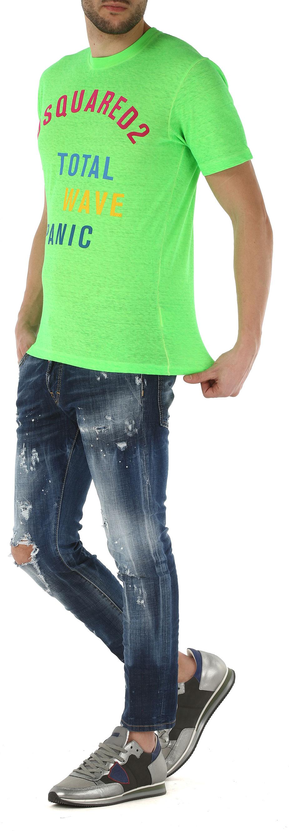 Abbigliamento Uomo Dsquared, Codice Articolo: s7agd0205-s22507-910