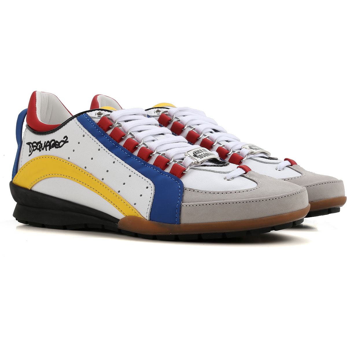 Mens Shoes Dsquared2, Style code: sn434