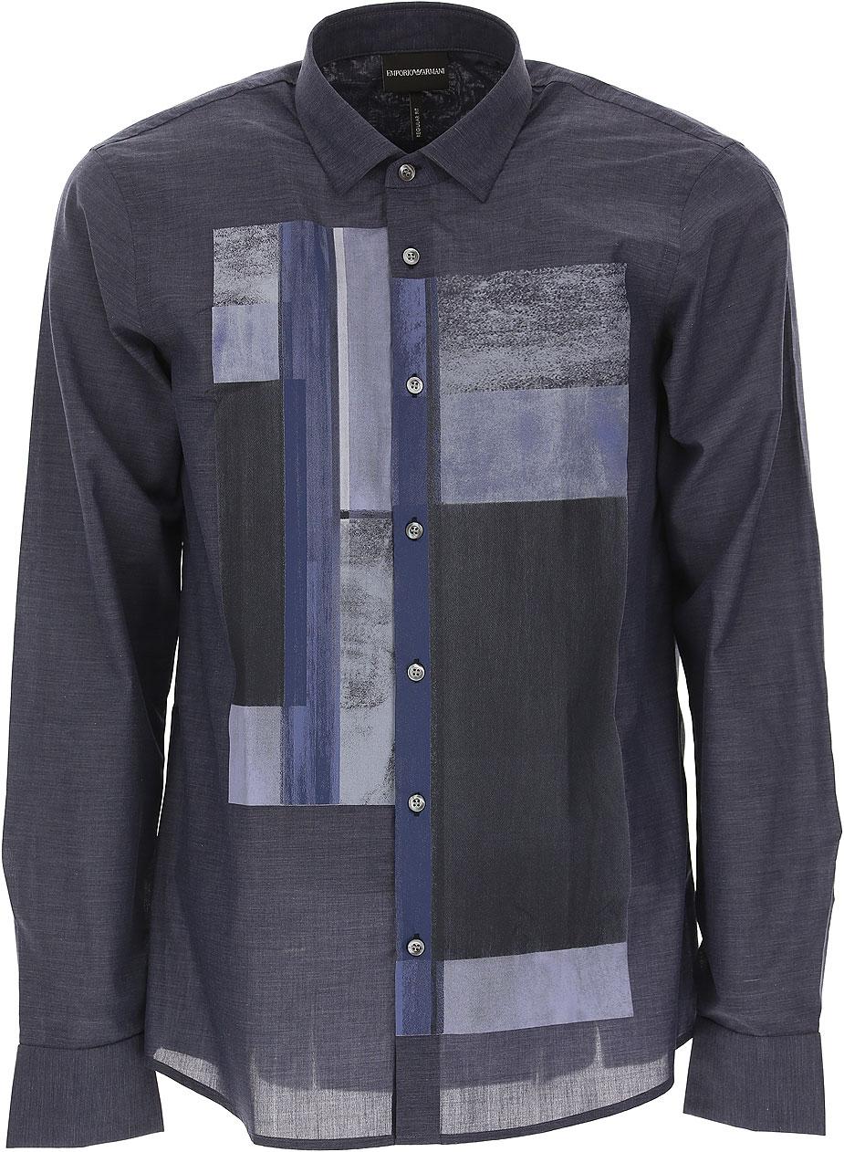 Abbigliamento Uomo Emporio Armani, Codice Articolo: 3z1cl4-1nfjz-0946