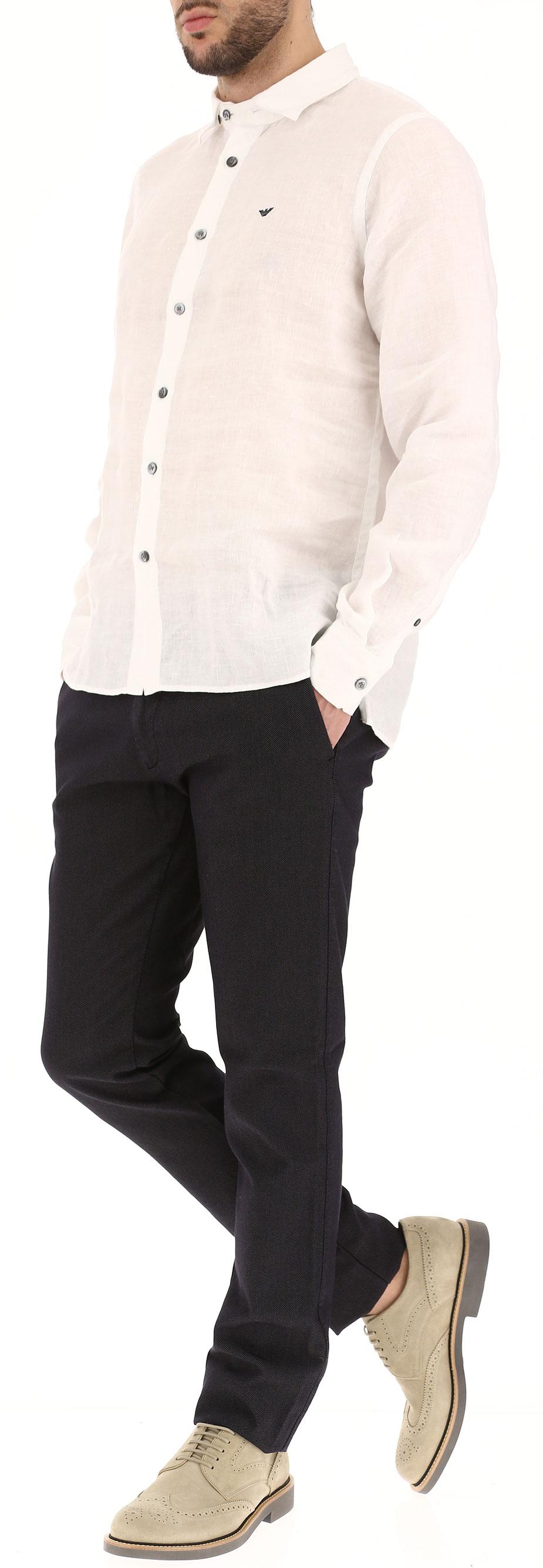 Abbigliamento Uomo Emporio Armani, Codice Articolo: 3z1cm3-1nfdz-0100