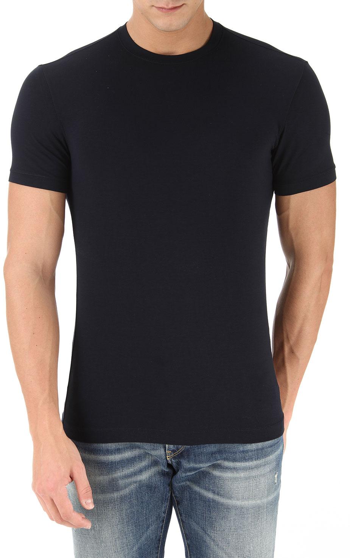 Abbigliamento Uomo Emporio Armani, Codice Articolo: 8nc857-blu-