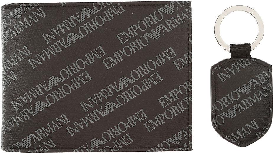 Portafogli Uomo Emporio Armani, Codice Articolo: y4r174-yl07e-86526