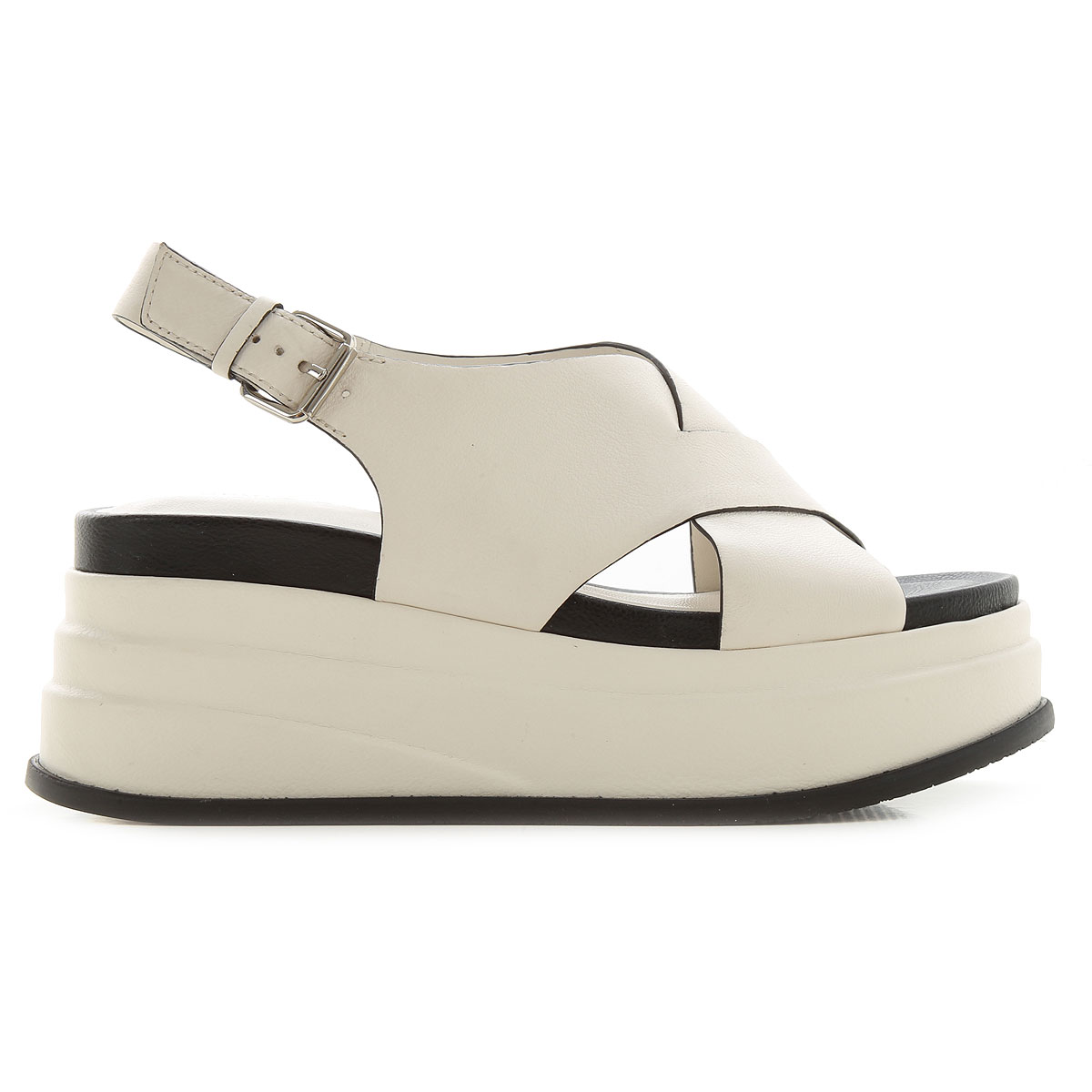 Details about  /Women/'s shoes ELVIO ZANON 6 EU 36 sandals brown leather BK831-36