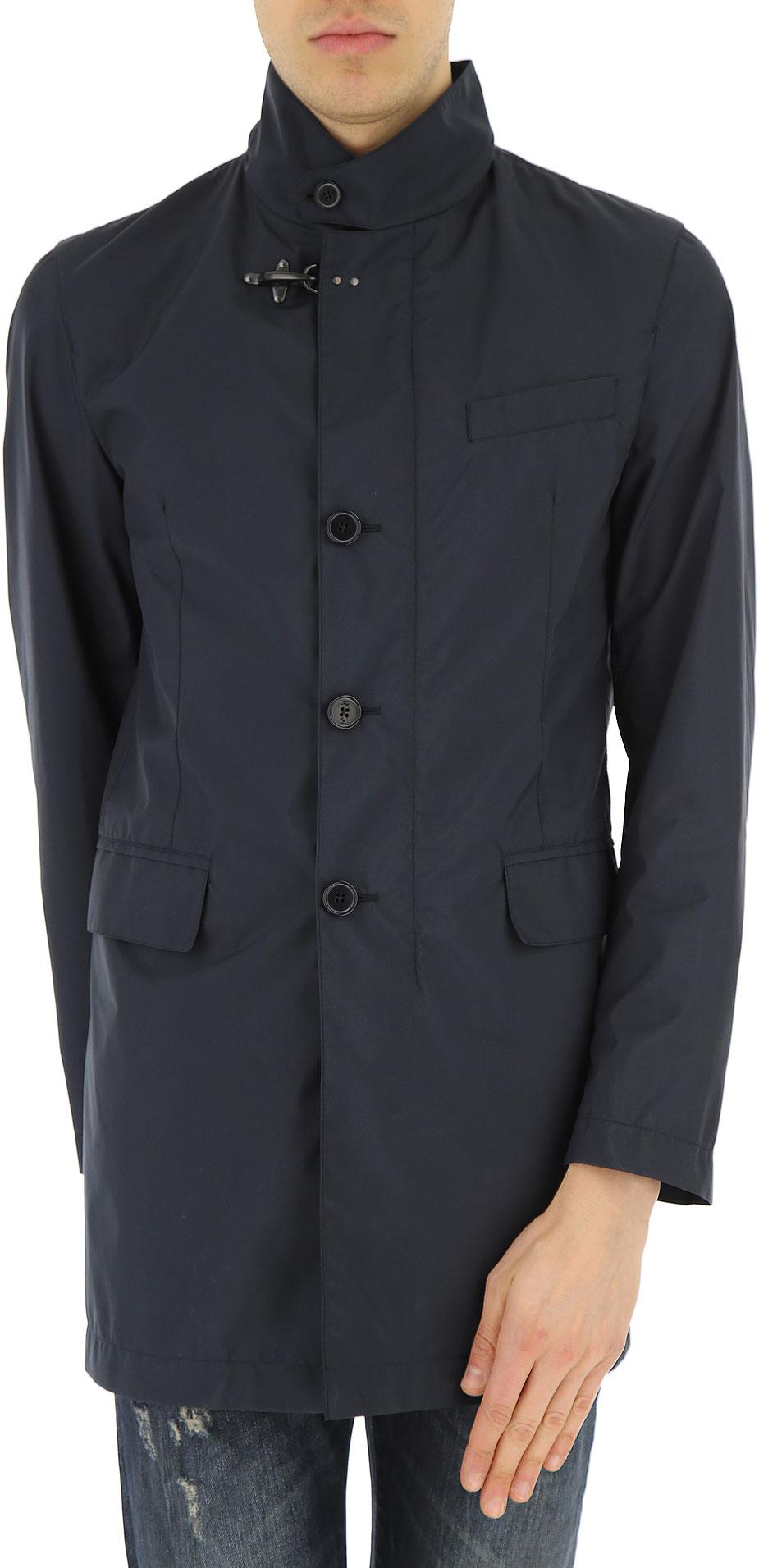 Abbigliamento Uomo Fay, Codice Articolo: nam61360250pgau809--