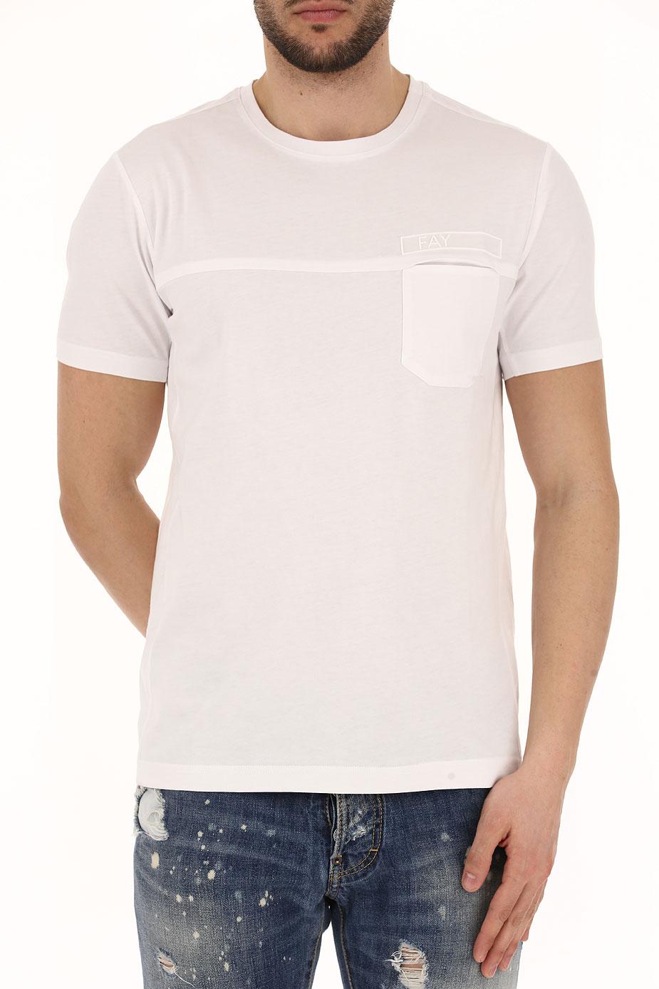Abbigliamento Uomo Fay, Codice Articolo: npmb3361330pkub001--