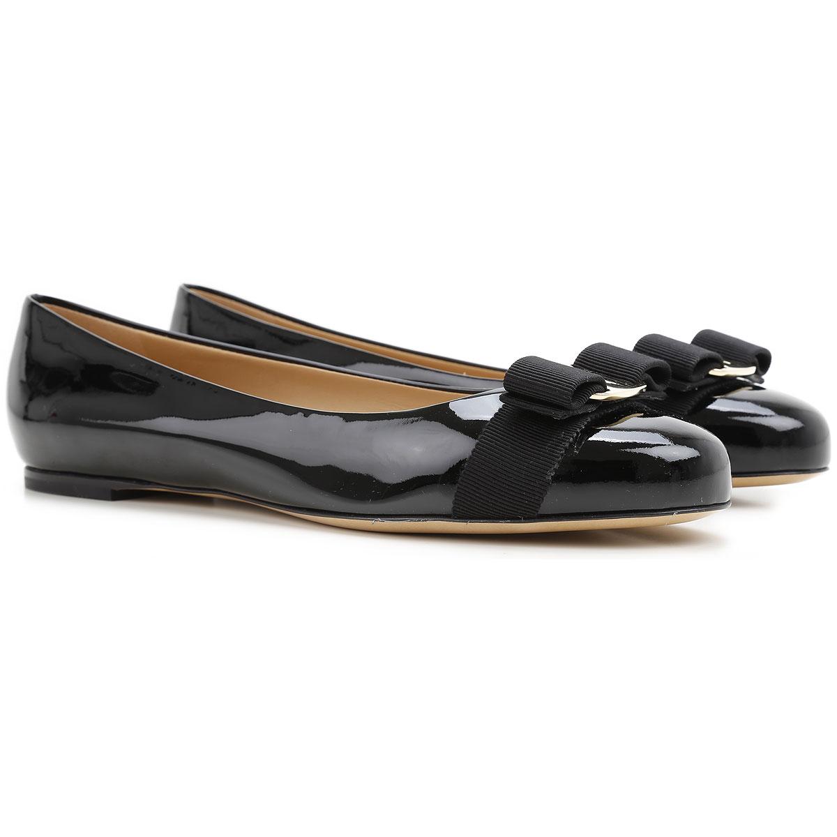 Womens Shoes Salvatore Ferragamo Style code 574556varinanero 351448