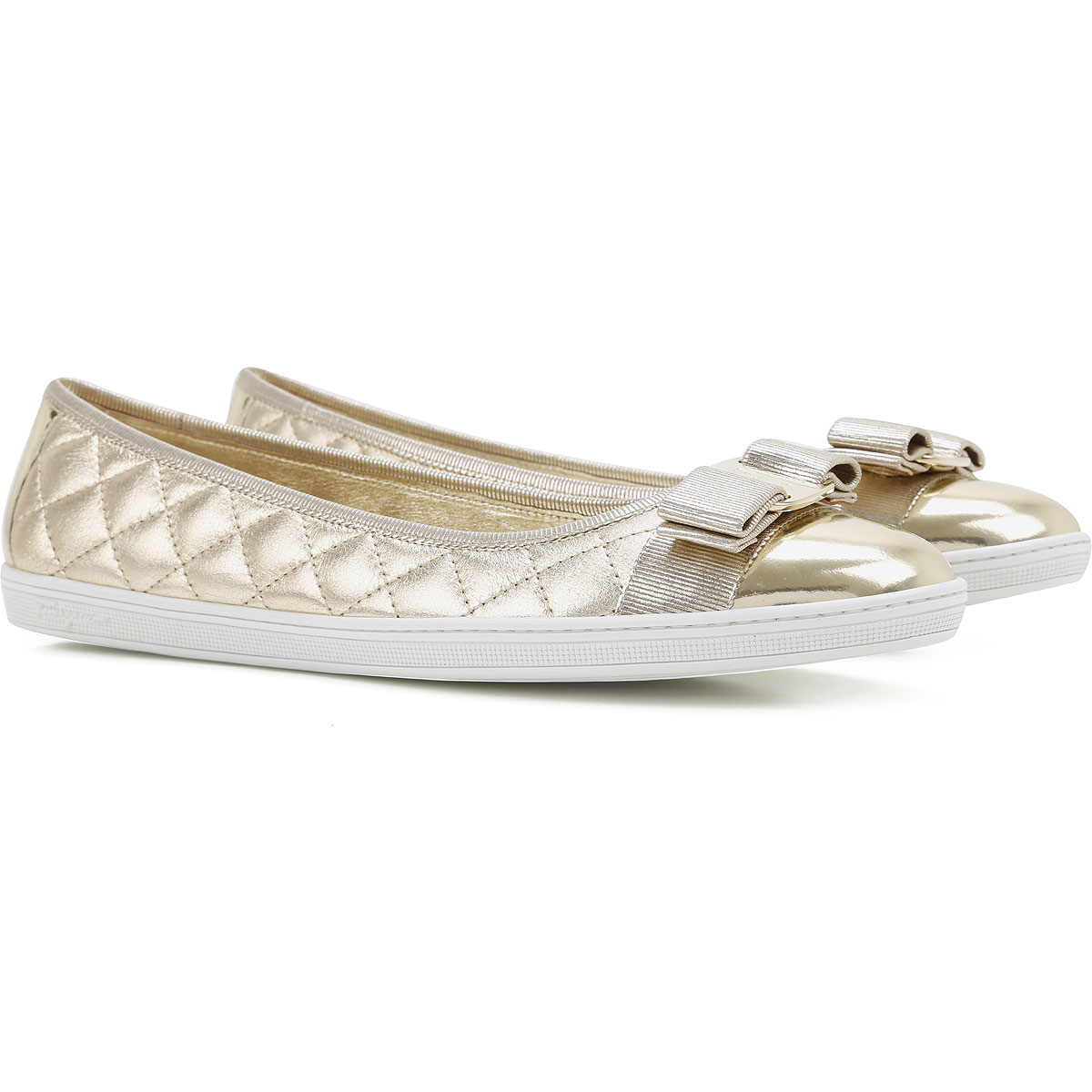 Womens Shoes Salvatore Ferragamo Style code 618366rufinaoro 351447
