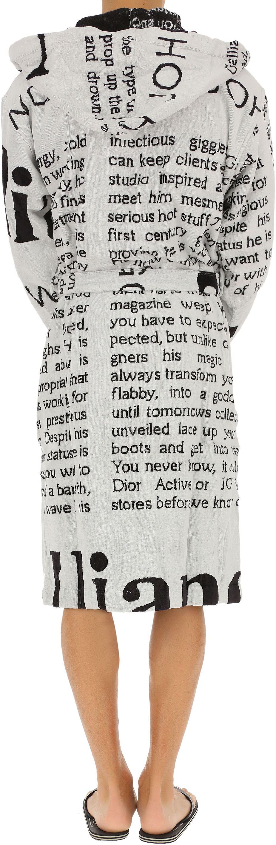 Moda Mare Uomo Galliano, Codice Articolo: h10-h120-bia