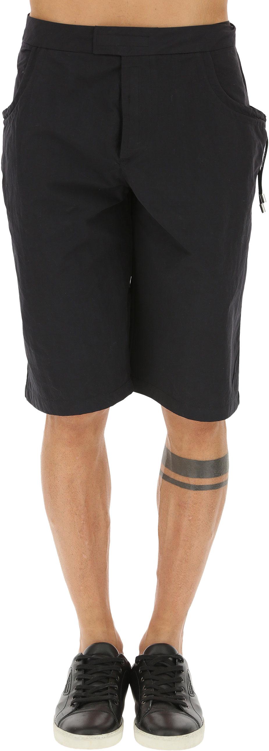 Moda Mare Uomo Galliano, Codice Articolo: n10-h306-nero