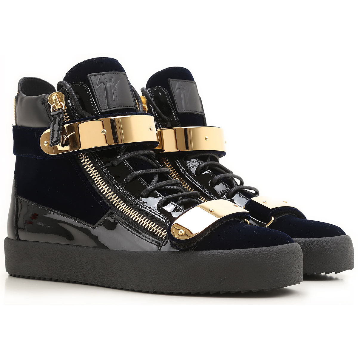 chaussures homme giuseppe zanotti design code produit rm7028 001 navy. Black Bedroom Furniture Sets. Home Design Ideas