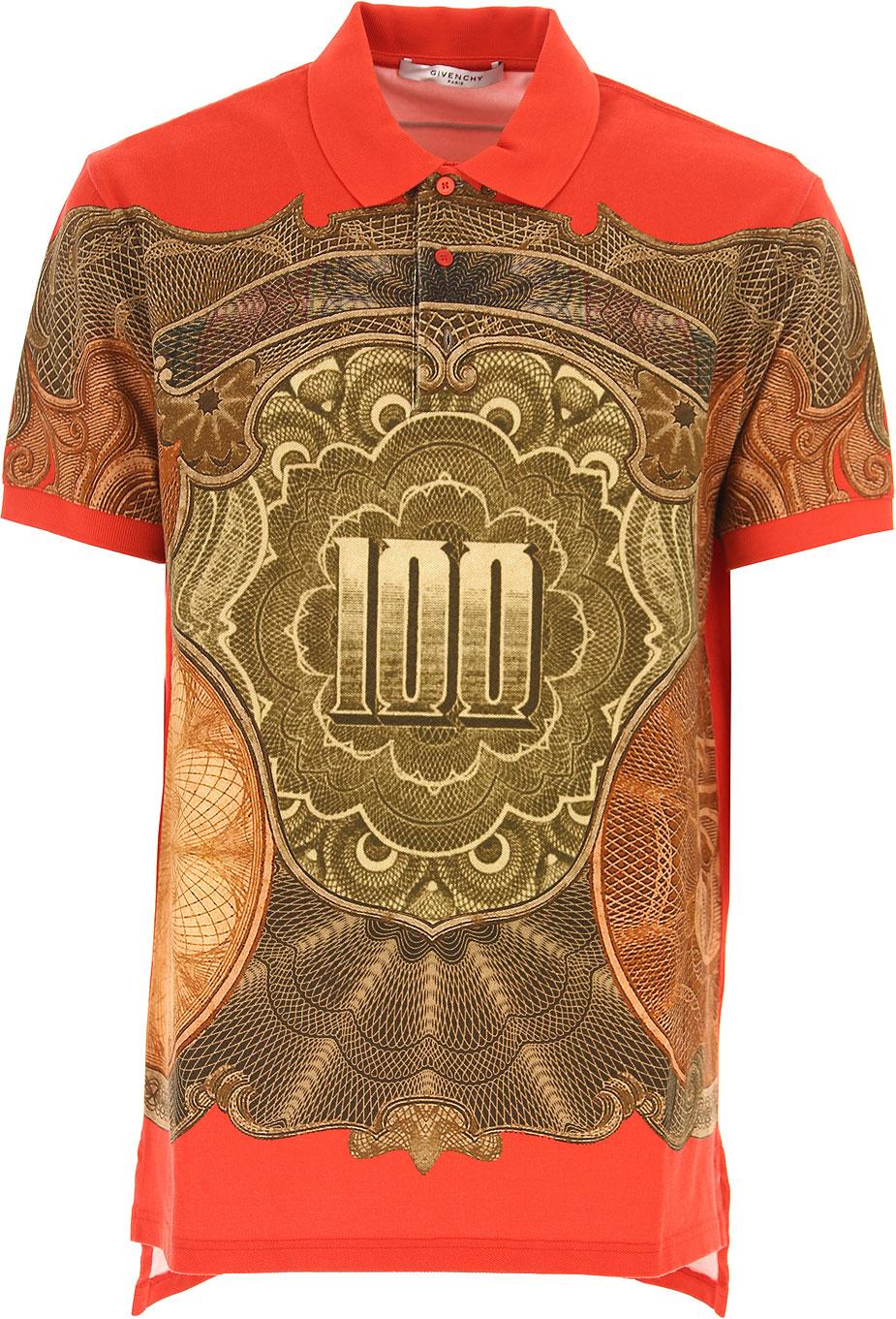Abbigliamento Uomo Givenchy, Codice Articolo: 17j7305878-600-