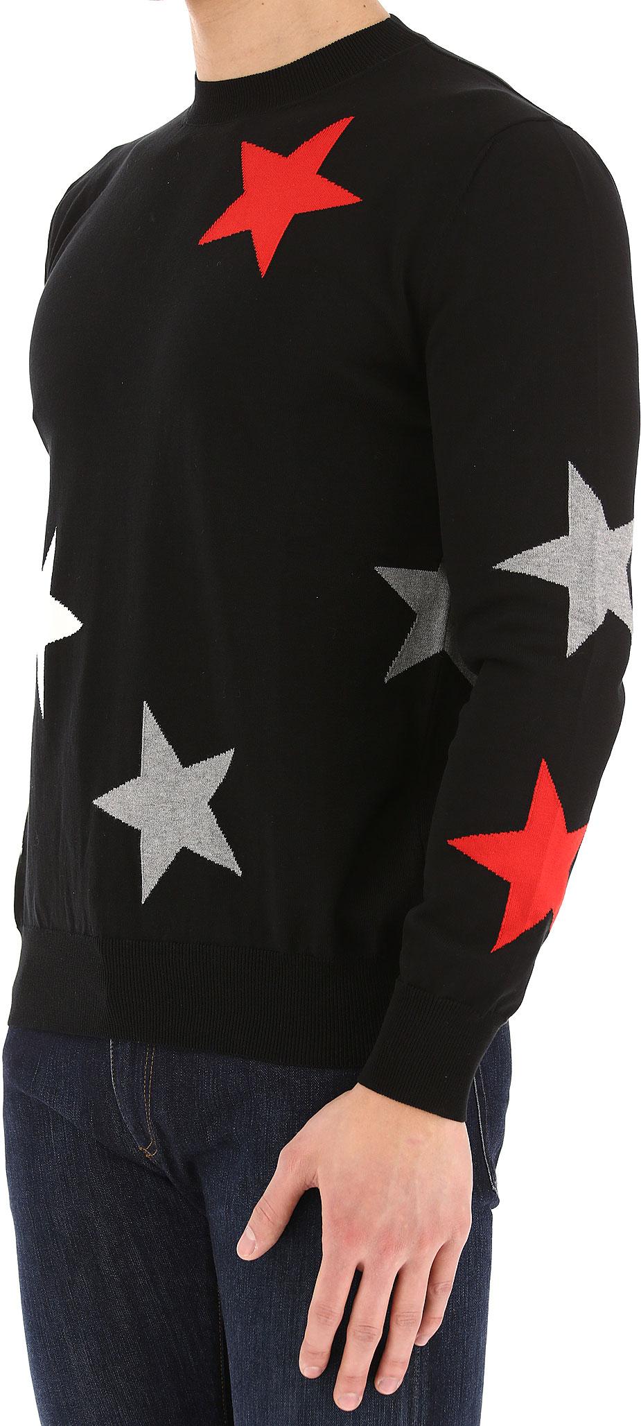 Abbigliamento Uomo Givenchy, Codice Articolo: bm900v4y0a-001-