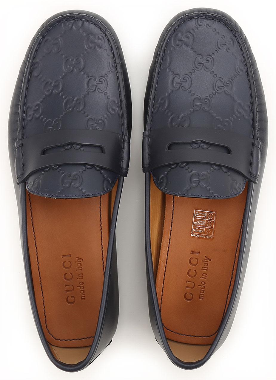 Scarpe Uomo Gucci, Codice Articolo: 431063-cwd20-4009