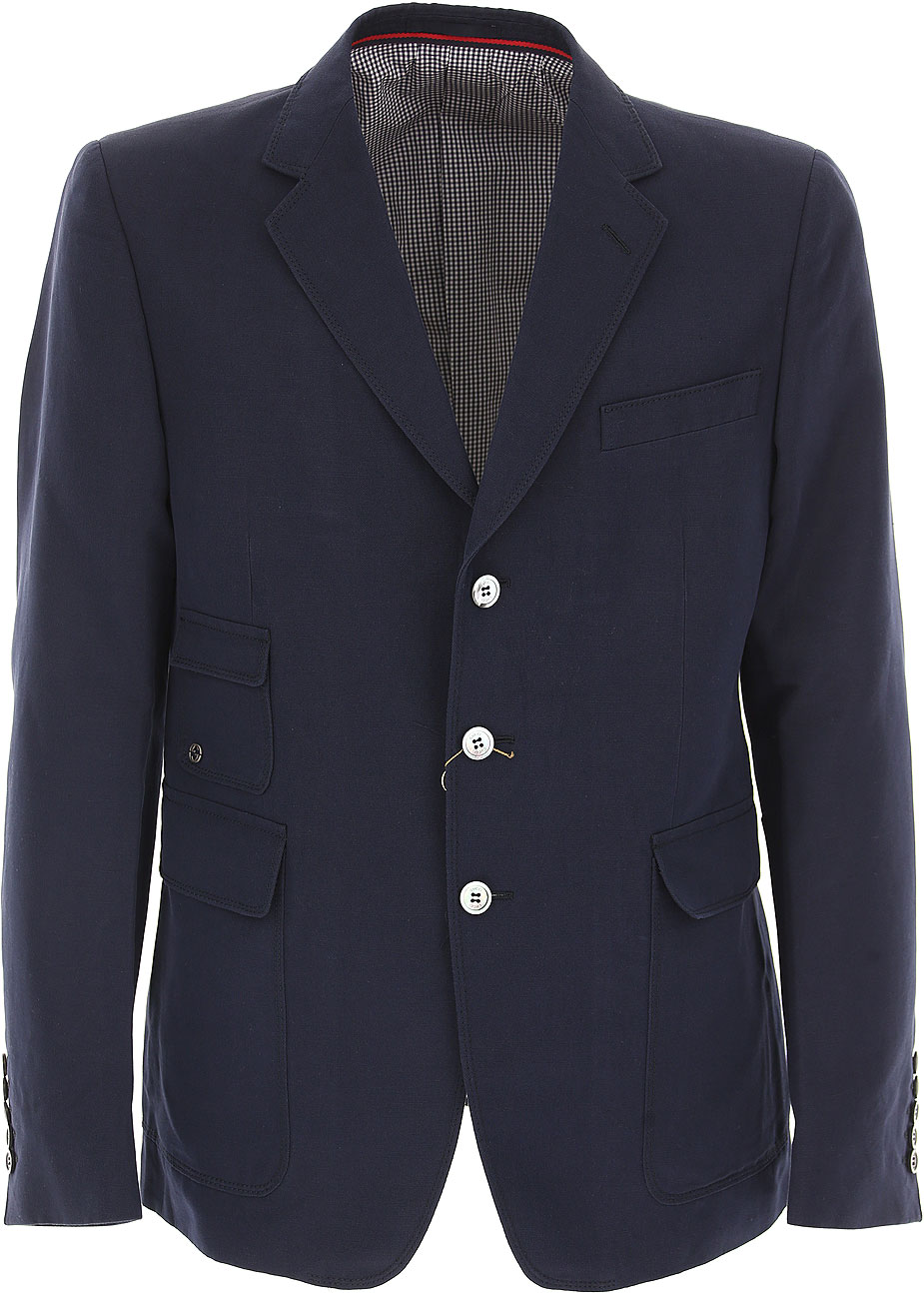Abbigliamento Uomo Gucci, Codice Articolo: 18spf0-376u02b-B309