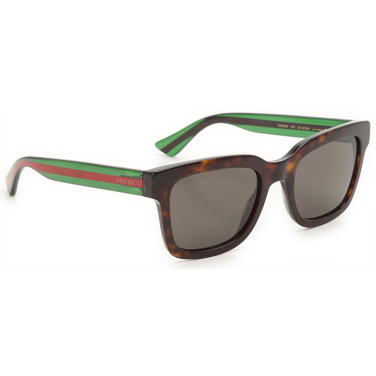 Gafas y Lentes de Sol Gucci, Detalle Modelo: gg0001s-003-