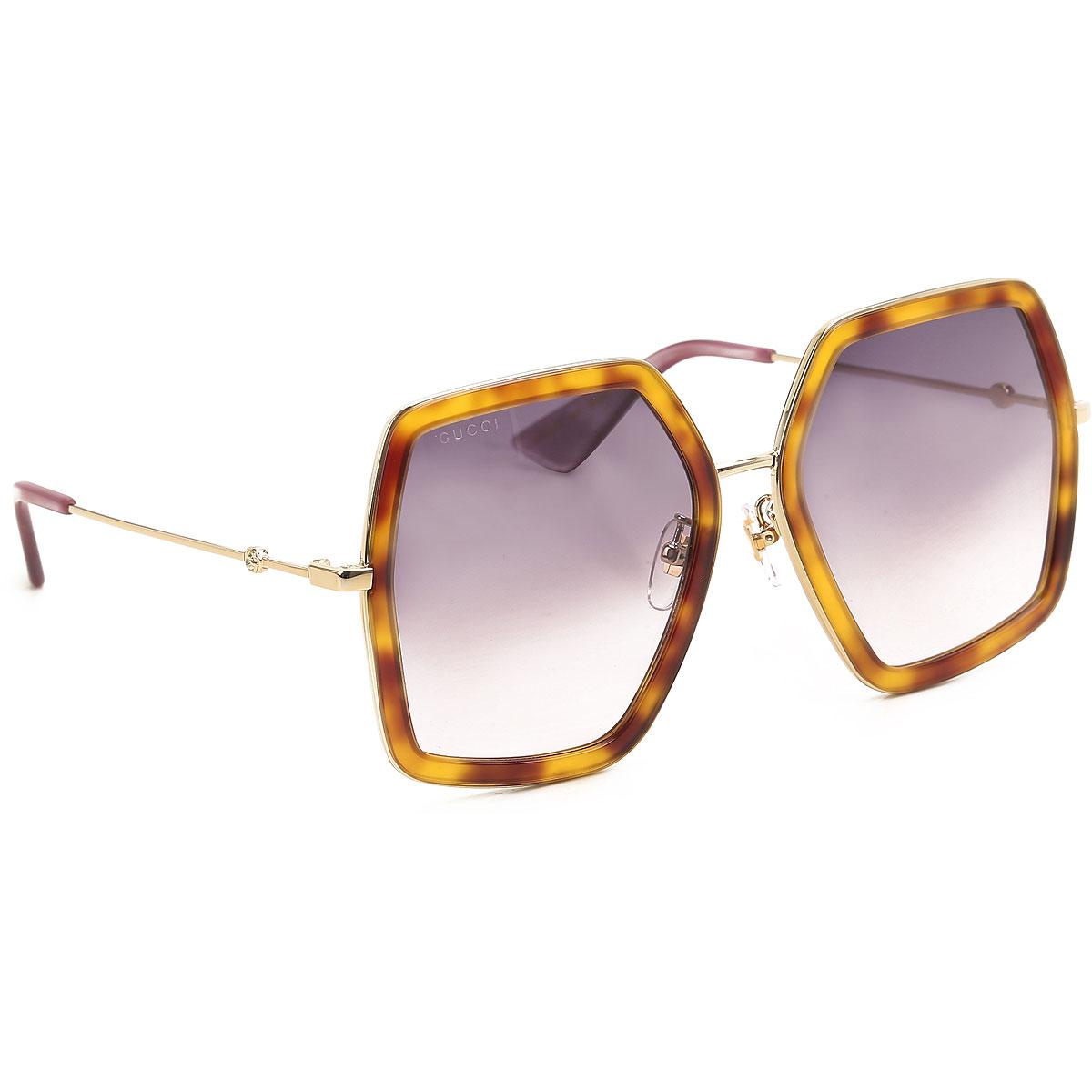Gafas y Lentes de Sol Gucci, Detalle Modelo: gg0106s-003-