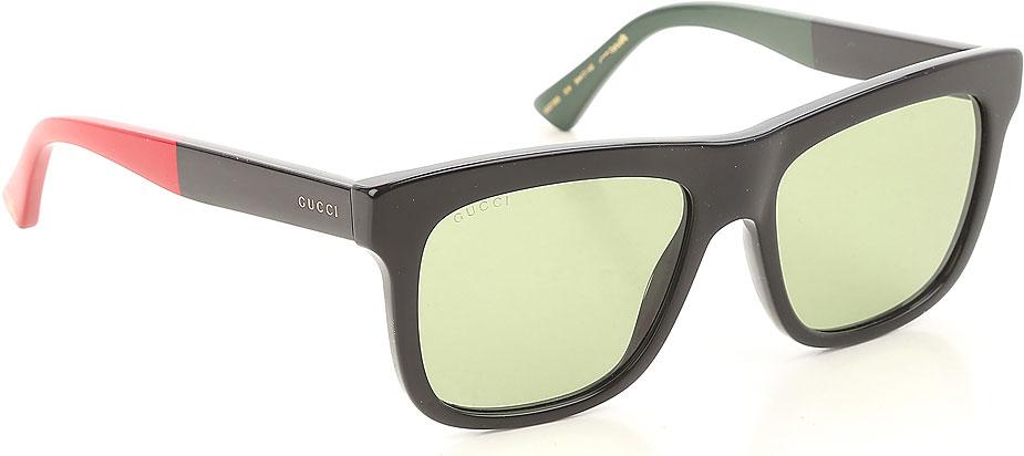 Occhiali da Sole Gucci, Codice Articolo: gg0158s-004-