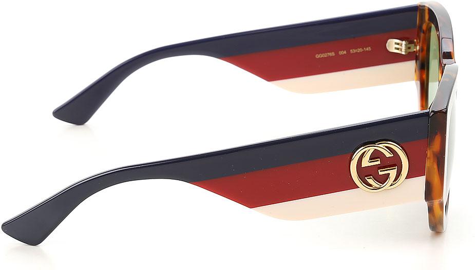 Occhiali da Sole Gucci, Codice Articolo: gg0276s-004-