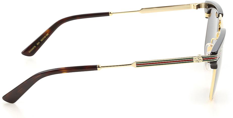 Occhiali da Sole Gucci, Codice Articolo: gg0287s-001-