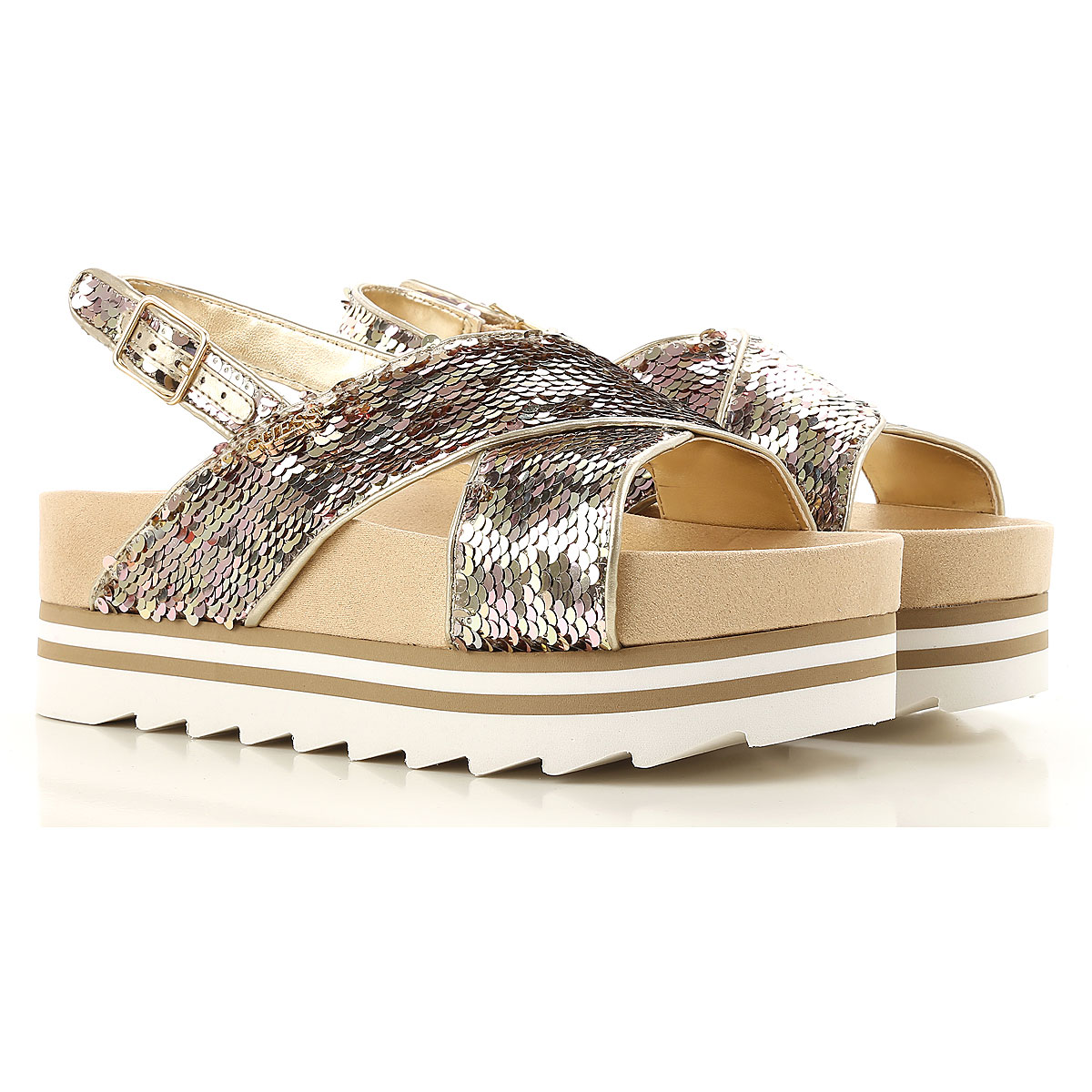 961f711ff6 Womens Shoes Guess, Style code: flhrr2-sat03-oro