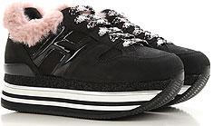 sélection premium ab5d6 eb9dc Chaussures Hogan pour Femme: Chaussures de Sport Hogan ...