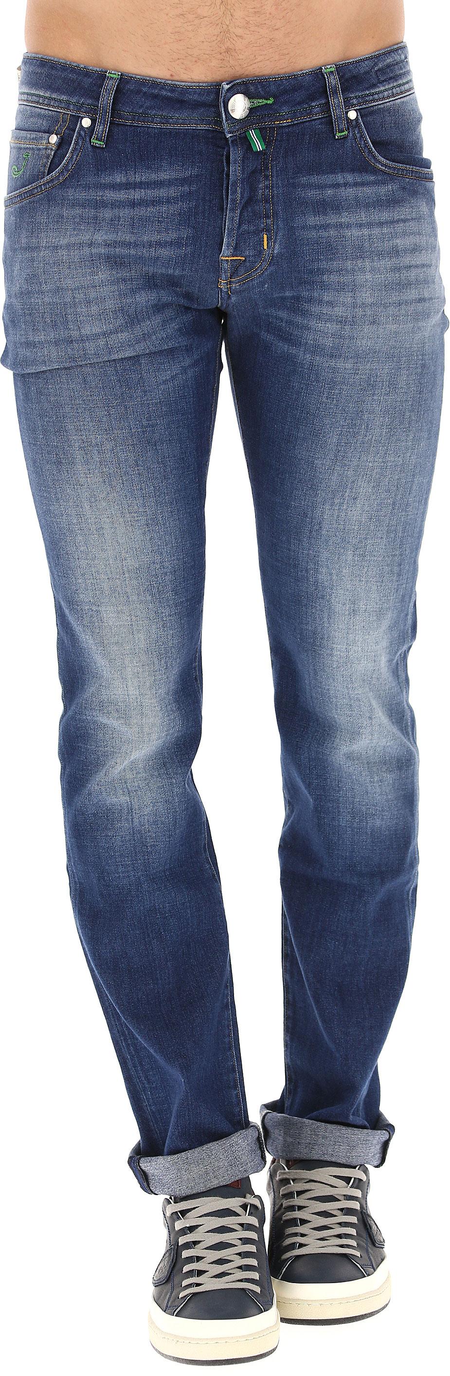 Abbigliamento Uomo Jacob Cohen, Codice Articolo: pw622-00919w3-4902