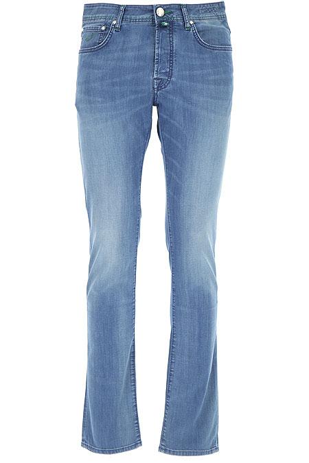 Jeans Hombre De Jacob Raffaello azul Vaqueros El network Cohen PxwwT18