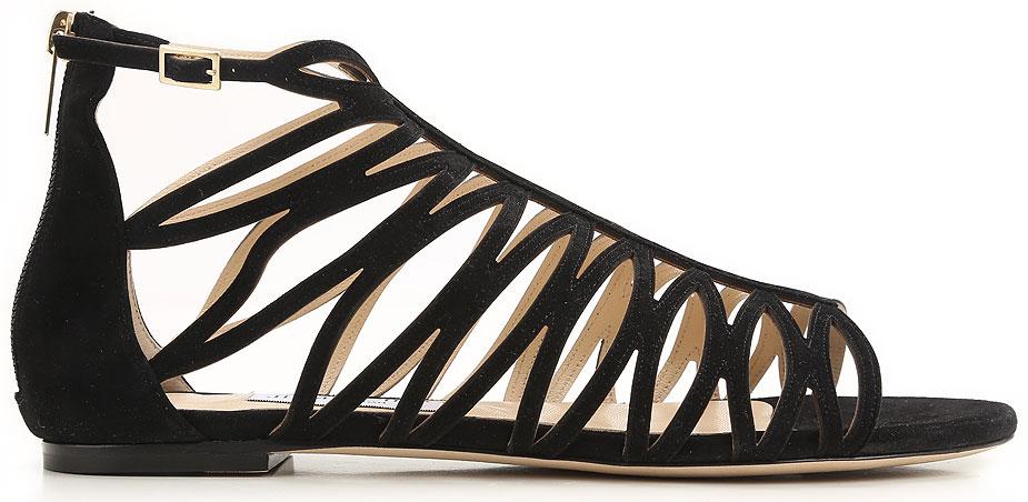 Scarpe Donna Jimmy Choo, Codice Articolo: kerim-flat-sue
