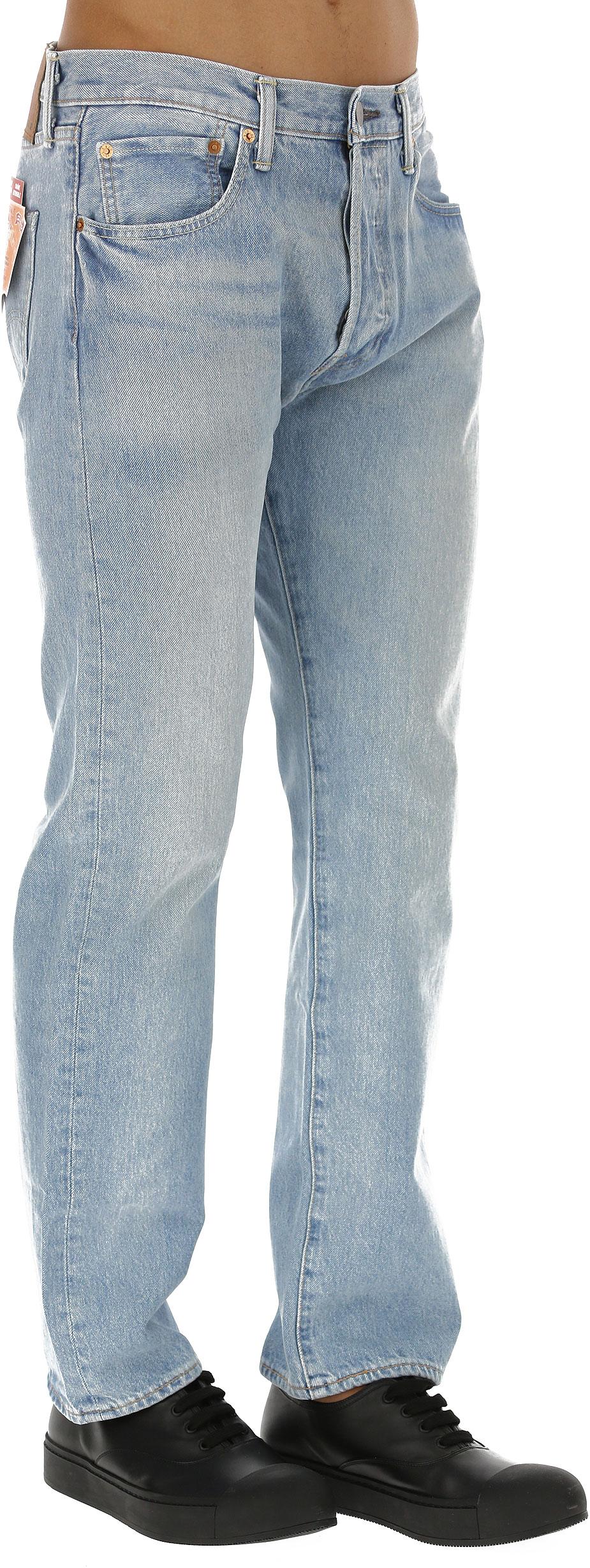 Abbigliamento Uomo Levis, Codice Articolo: 00501-2550-