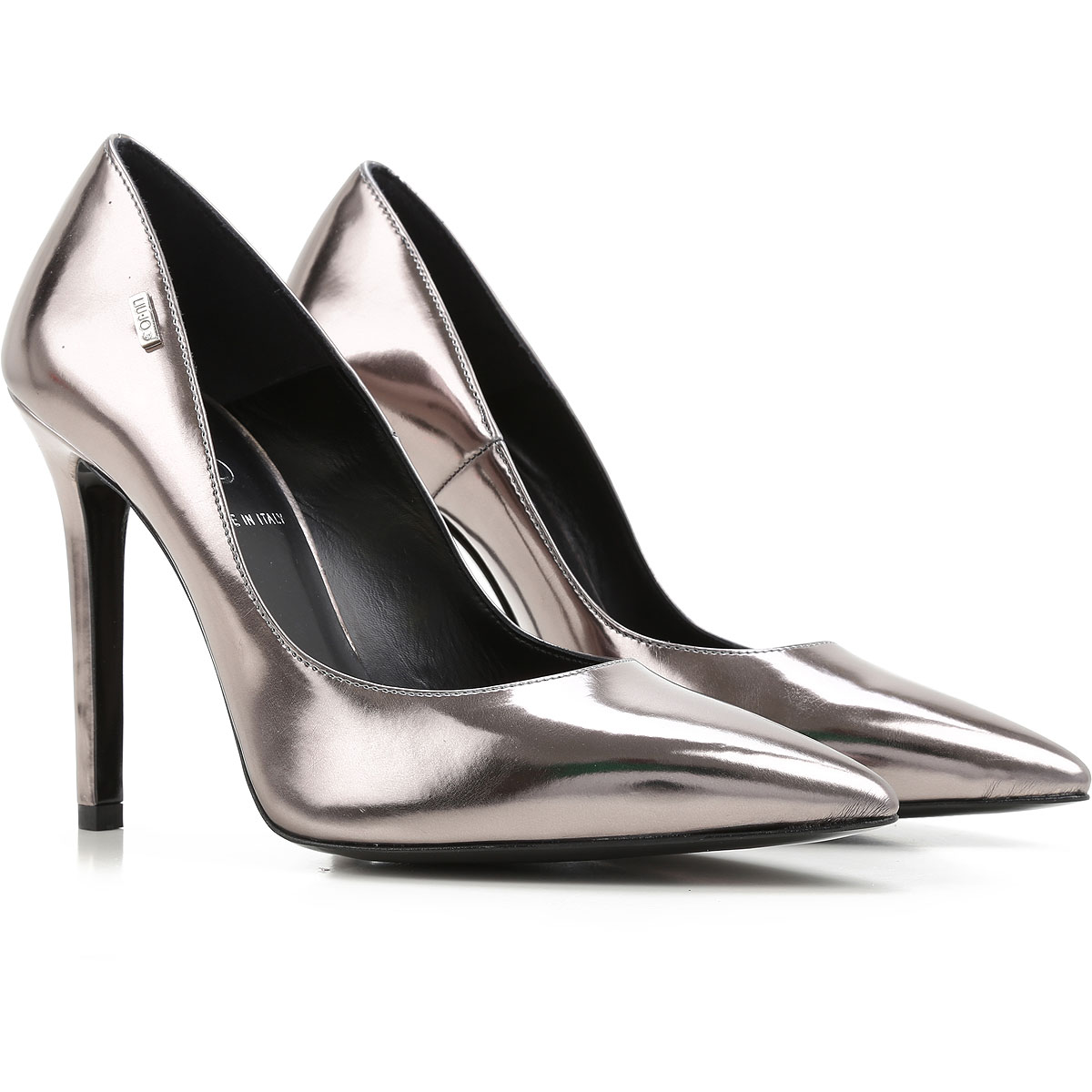 Liu Jo Patent Leather Heels Uqux1B