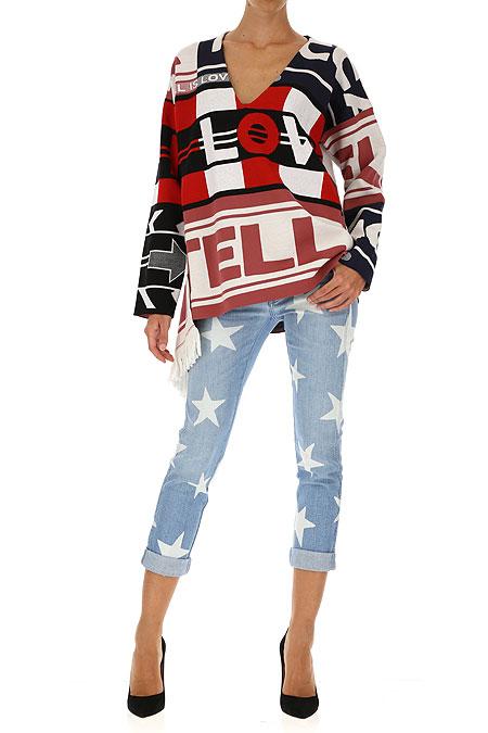 Stella Abbigliamento Stella McCartney McCartney Donna pqxz5xwCvt
