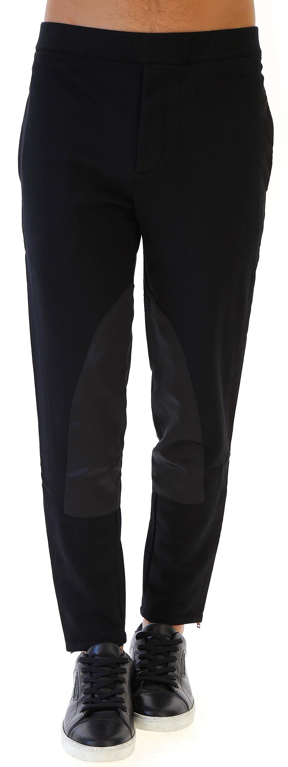 Abbigliamento Uomo Alexander Mcqueen Codice Articolo 464004-qjx17-1000