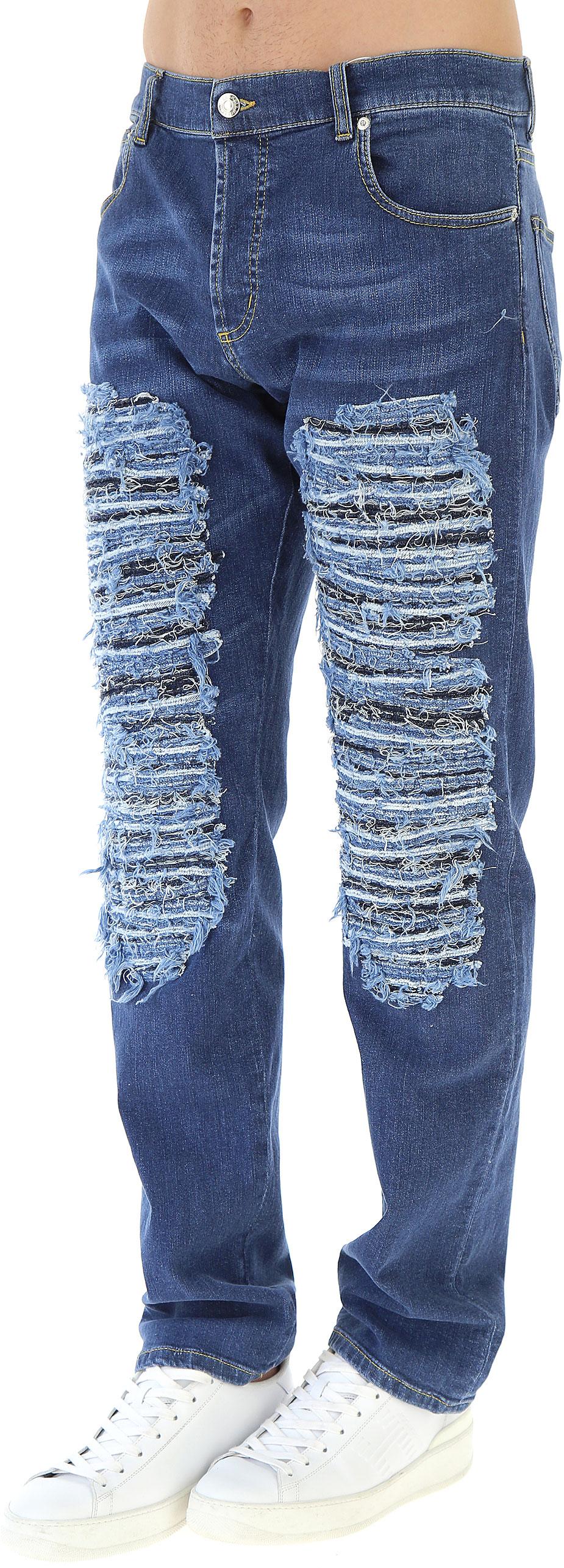 Abbigliamento Uomo Alexander McQueen, Codice Articolo: 505407-qky68-4001