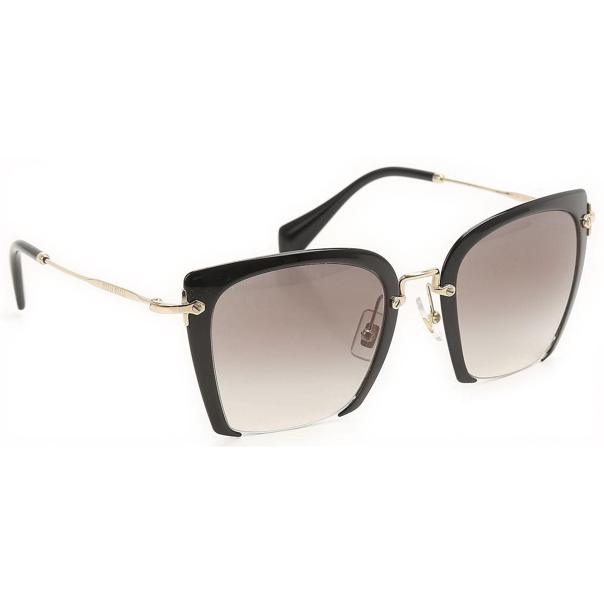 lunettes de soleil miu miu code produit smu52r 1ab 0a7. Black Bedroom Furniture Sets. Home Design Ideas