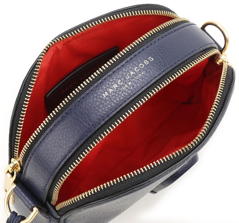 Borse Marc Jacobs, Codice Articolo: m0009474-415-blu
