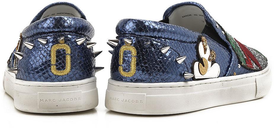 bleu Marc ArticleM9001799 Femmes Chaussures JacobsCode 9D2WIEH