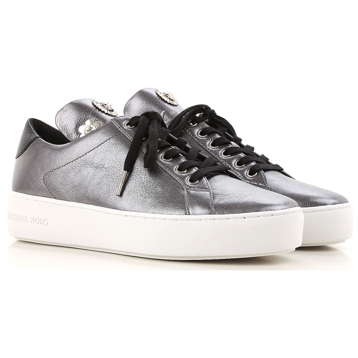 901320e2efa54 Sapatos Femininos Michael Kors, Detalhe do Modelo  43t8mnfs1m-041-