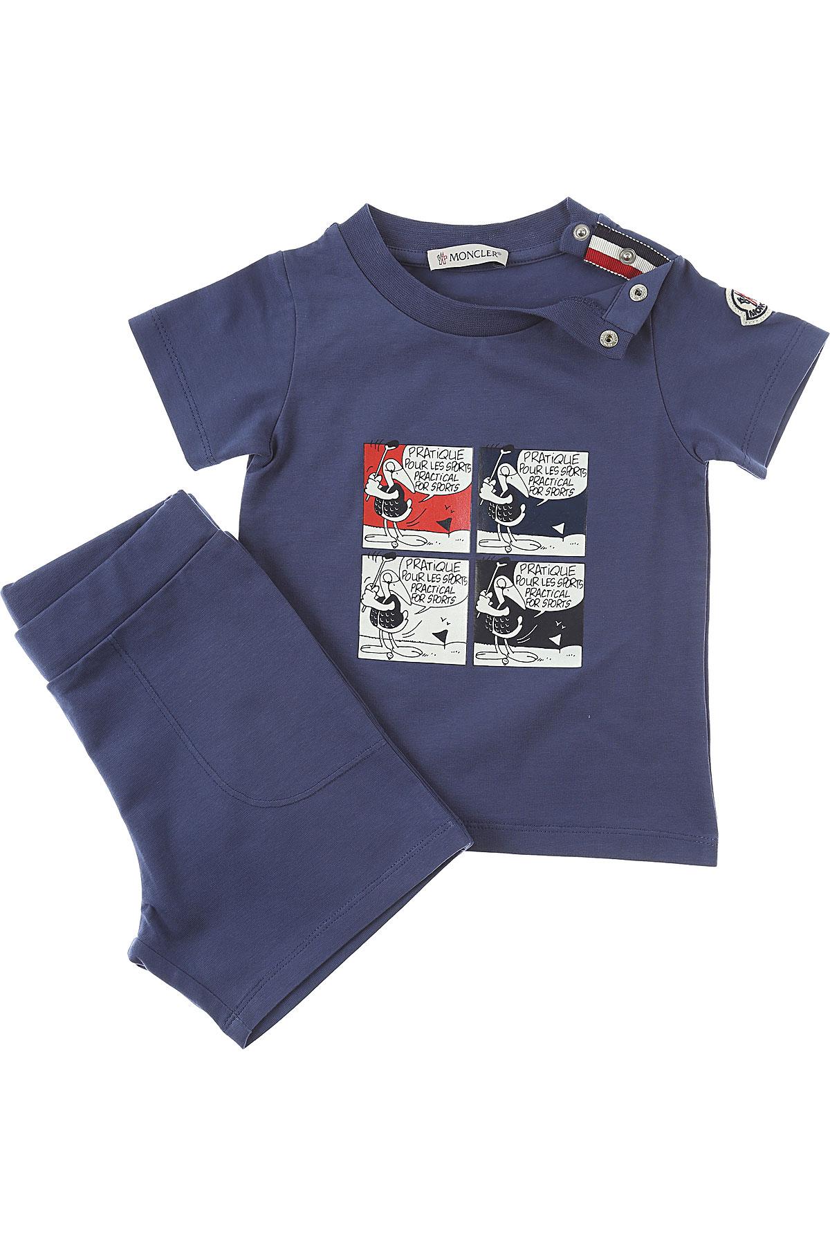 Moncler Shirts Bebé