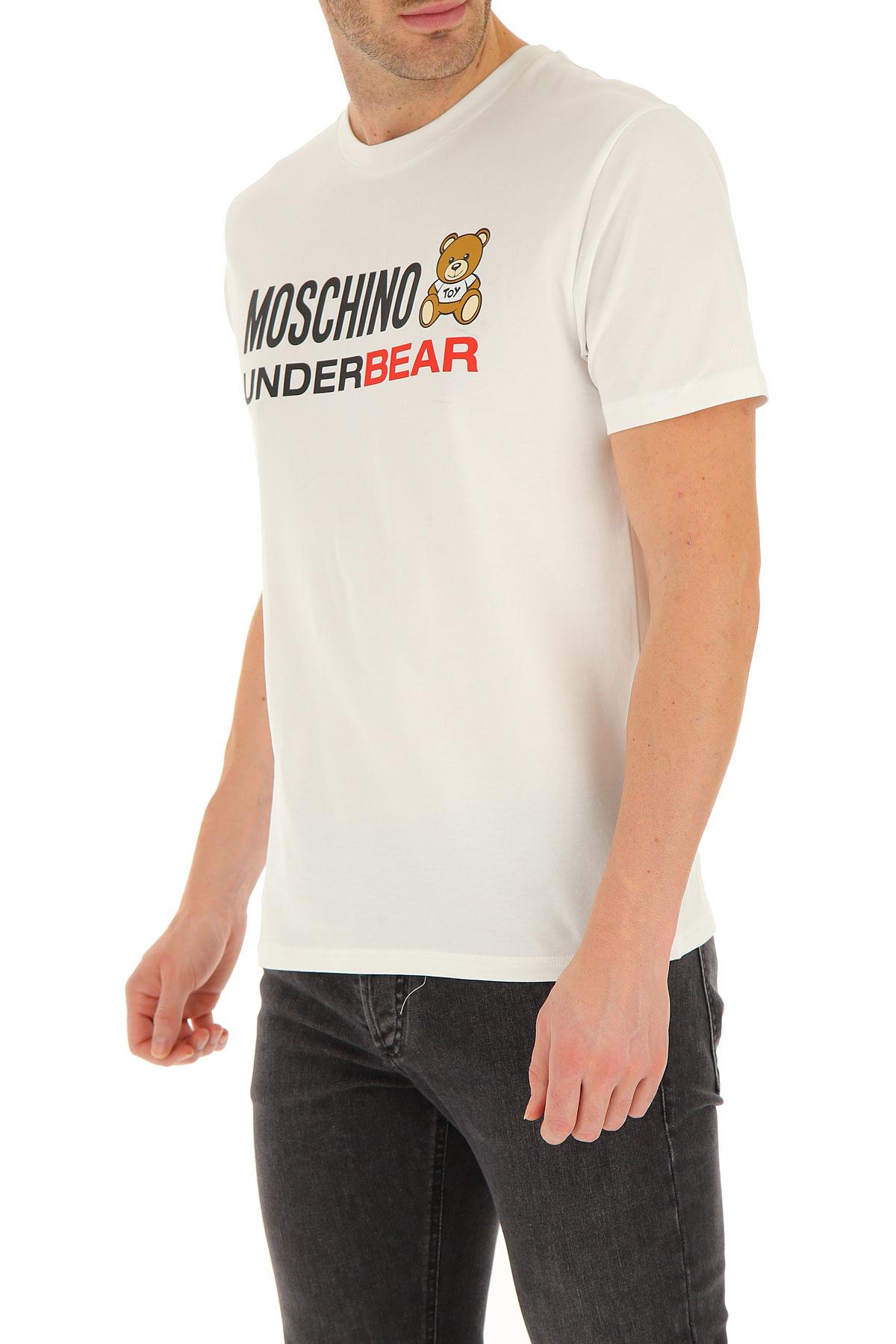 MOSCHINO short sleeve t-shirt A1914 0001