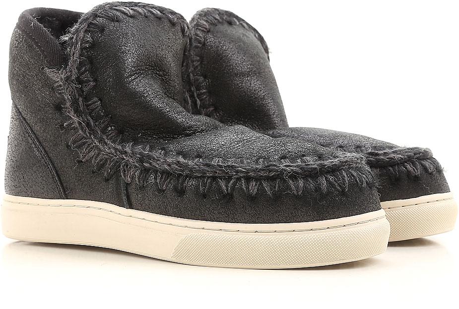 Scarpe Donna Mou, Codice Articolo: minieskimosneaker-cbkg-