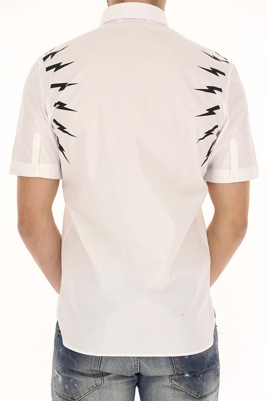 Abbigliamento Uomo Neil Barrett, Codice Articolo: pbcm876c-g021s-526